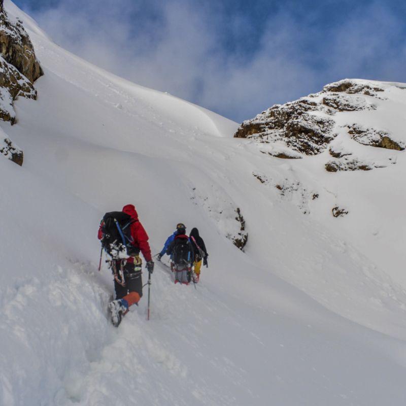 curso alta montaña zenda escuela montañismo peru deportivo