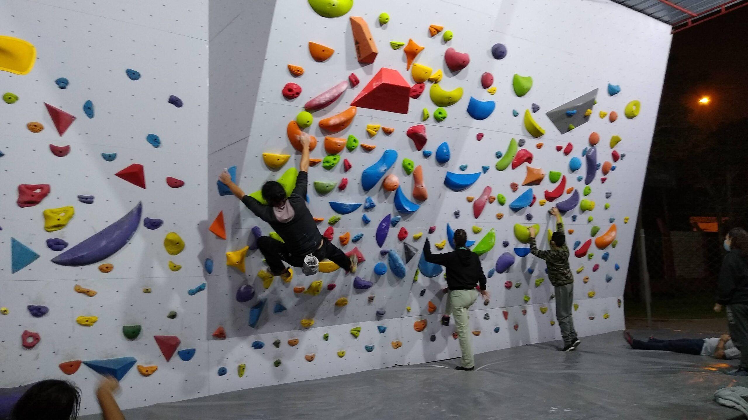 escalada vertical aprende